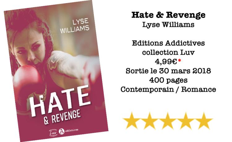 Hate &revenge