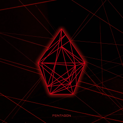 PENTAGON_Universe_The_Black_Hall_album_cover